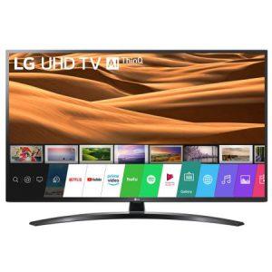 """4K Ultra HD Телевизор LED Smart LG, 43"""" (108 см), 43UM7450PLA,"""